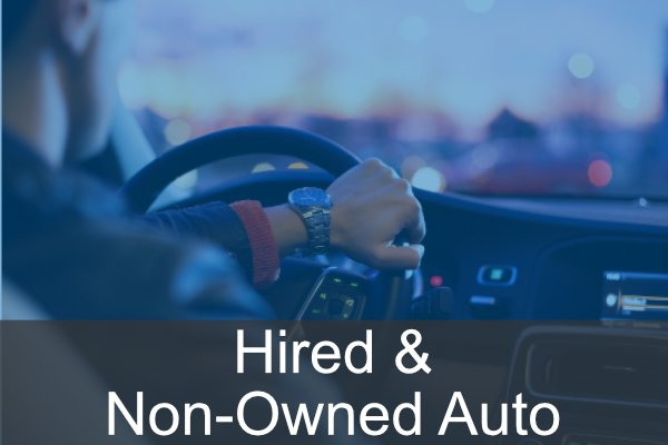 Hired and non owned auto