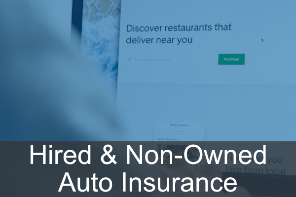 Hired non owned auto